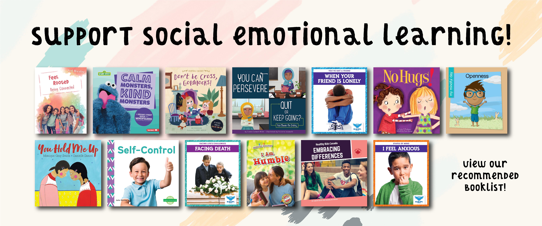 Social Emotional Learning Booklist