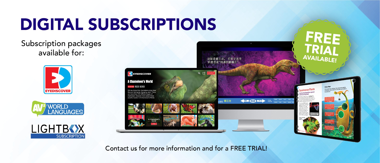 Digital Subscriptions